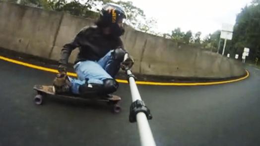 longboard colombia descenso heymostro