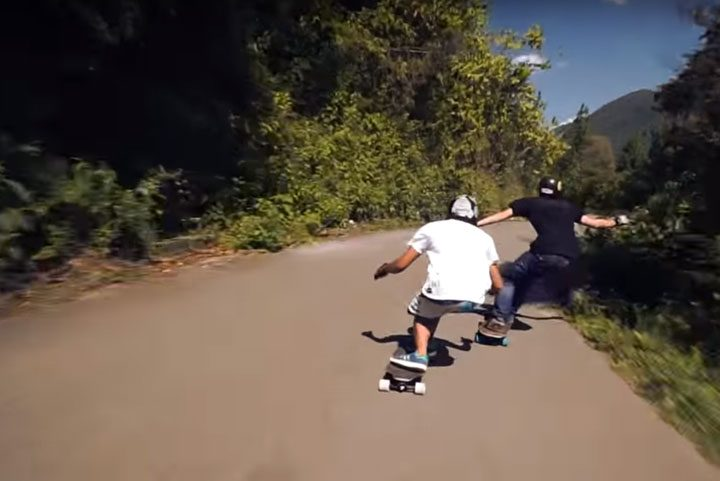 Alex Ameen Bad Decisions | Longboard