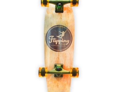 Natural 70s Flipping Board