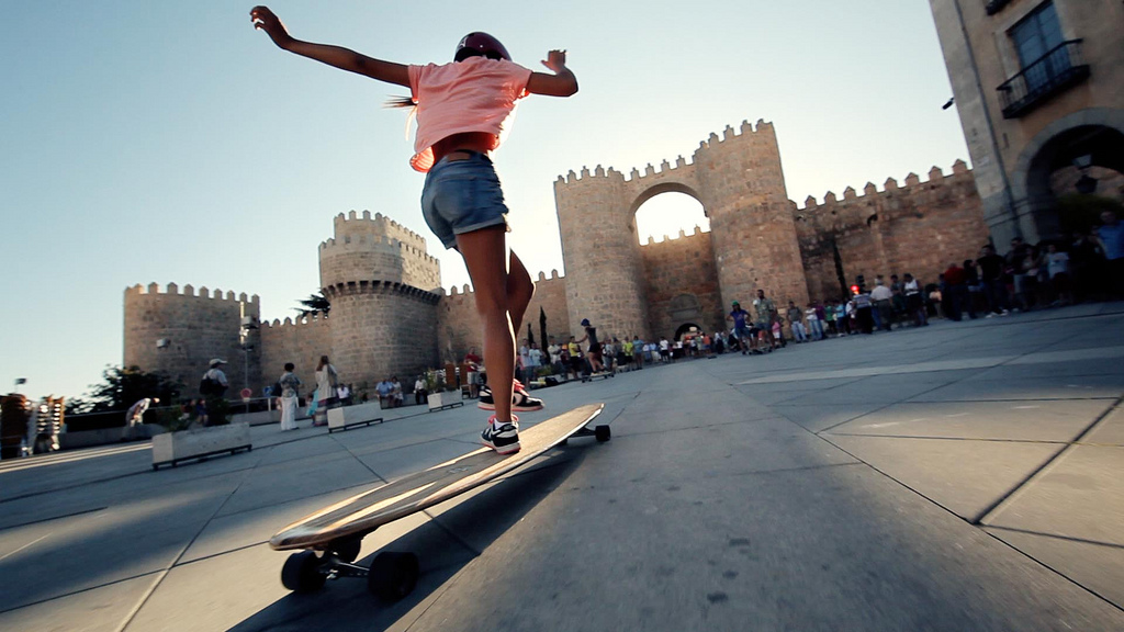 longboard girls crew Endless roads 3