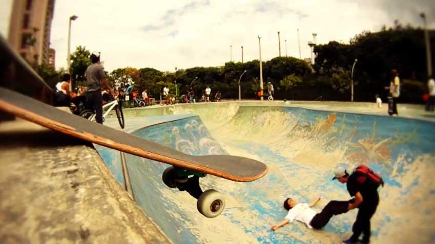 skate colombia bowl ciudad del rio