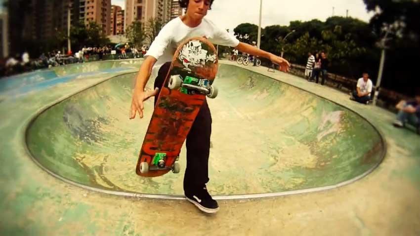 skate colombia bowl medellin